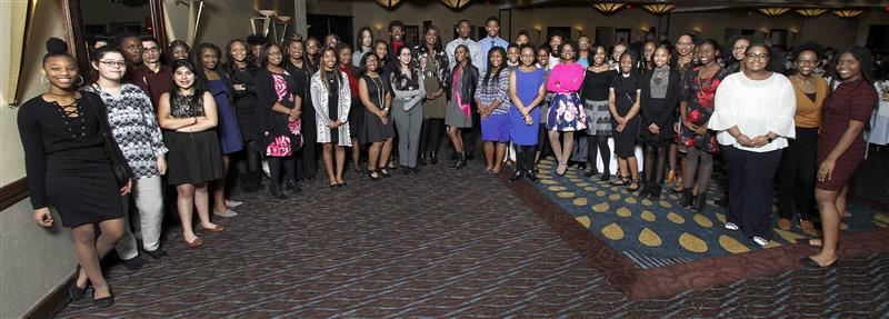 Cook County State's Attorney Kimberly Foxx urges Southland honors students to persevere